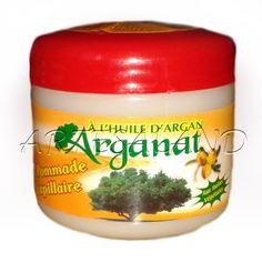 Crema Capilar ARGANAT virgen a base de aceite de Argan - 100 ml