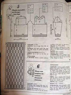 Revista de trico à maquina | artemania