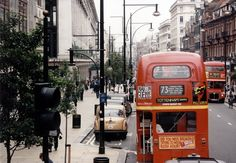 ULICA - Londyn. Foto. Janusz A. Włodarczyk.