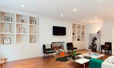 """Boa noite decoradores!! O destaque de hj vai para o Decasapramoda Blog e o post """"De Casa Nova""""!! Vejam mais aqui -> http://www.blogsdecor.com/decasapramoda/de-casa-nova/ #decor #decoracao #decoracion #sala #livingroom"""
