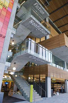 Vancouver, Canada, Public Library