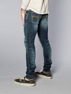 High Kai Organic Tough Worn - Nudie Jeans Co Online Shop