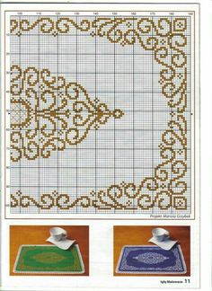 This Pin was discovered by Мар Cross Stitch Borders, Cross Stitch Charts, Cross Stitch Designs, Cross Stitching, Cross Stitch Patterns, Diy Embroidery, Cross Stitch Embroidery, Embroidery Patterns, Diy Doll Miniatures