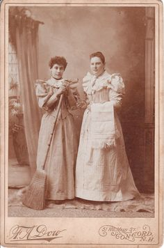 Maid « THE CABINET CARD GALLERY