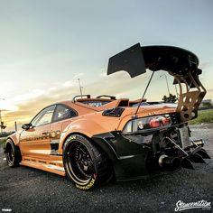 #Toyota_MR2 #Modified #Custom #Slammed #Stance