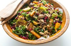 Warm and hearty, this crunchy superfood quinoa salad is an ideal comfort food for cool autumn evenings.