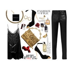 """blinging right"" by nataskaz ❤ liked on Polyvore featuring Natasha Zinko, Rocio, Mason by Michelle Mason, Michael Kors, Balmain, Lipstick Queen, Herbivore, jewelry and blingsense"