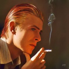 Artist: Don Biggs Bowie:  All the Young Dudes