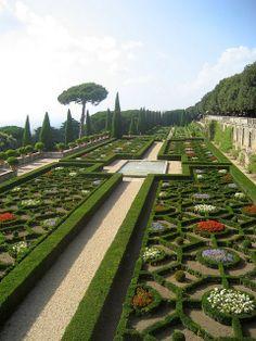 Ultimissime dall'orto: nei giardini di Papa Francesco, Castel Gandolfo