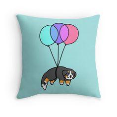 Balloon Bernese Mountain Dog