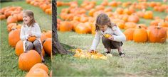 Tips for taking the best pumpkin patch photos