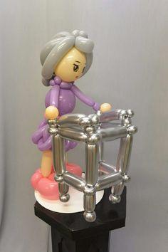 Birthday Diy, Balloon Decorations, Girl Dolls, Balloons, Characters, Party, People, Globe Decor, Bombshells
