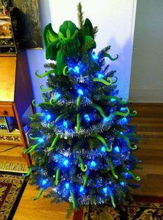 Cathulu christmas tree