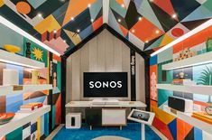 A good time, not goods: Sonos Store makes space for Bowie and more - News - Frameweb