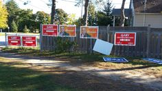 Across from UofT Scarborough Campus, October 10th:  Leslyn Lewis is feeling the aftermath of not showing up to a debate held at the UofT Scarborough campus Oct. 8th.  #BluesGetAClue, #SMH #elxn42