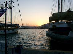 Bodrum yat limanı