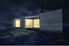Fantastic norway / Håkon & Haffner | Triangle Cabin