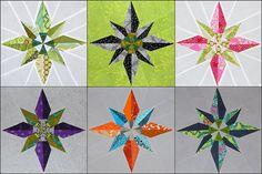 star quilt blocks!l