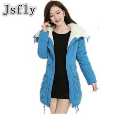 21.65$  Buy now - http://ali3t8.shopchina.info/go.php?t=32802401231 - 2017 Thickening Warm Fur Collar Winter Coat New Women Clothes Lamb Wool Jacket Lapel Parka Overcoat Plus Size S-2XL CM1040 21.65$ #buychinaproducts