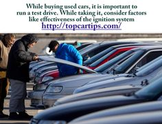 If you are yet to own your personal car, yet not in a position to afford a new model, then buying used cars is the way to go. Unless you lease your newly bought car, you might need to pay a hefty amount on its initial set-up. For More Information about Buying Used Cars, please check http://topcartips.com/