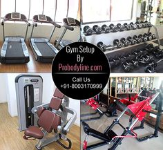 Visit Pro Body Line & Purchase Robust Quality Gym Equipment's
