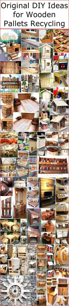 While there is no restriction in the designing of the pallet outdoor furniture and the garden cabins through the recycled material. Let's adopt these captivating pallet wood projects to refresh your surrounding with these adorable pallet craft crafted for the wood lovers and for the house makers. Grab out these fantastic DIY ideas right now!
