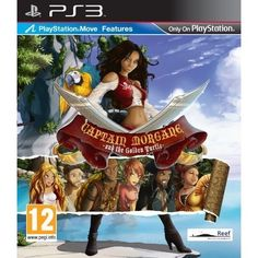 Captain Morgane and the Golden Turtle Ps3 Cfw 3.41 3.55 Eboot Fix | Ps3cfwfix