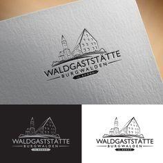 Unsere Waldgaststätte Logo braucht DEINE 👉 Hilfe!!!! by zammax
