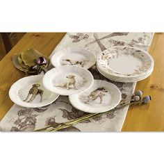 Just found this French Dinnerware - Sologne Dinnerware -- Orvis on Orvis.com!