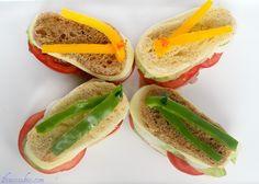 Flip Flop Sandwiches--Jimmy Buffet Love