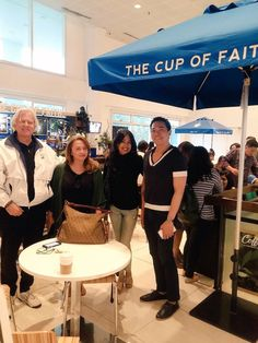 Good times at The Cup of Faith @TheCupofFaith #coffee #shop #christisn #pasig 