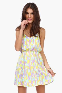Palm Desert Dress