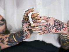 How my tattoo helped me take my body back