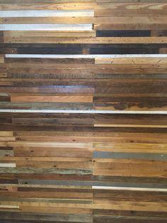 Plank wall detail. Plank Walls, Wood Walls, Detail, Wood Wall, Tree Wall