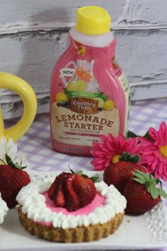 Mini No-Bake Berry C