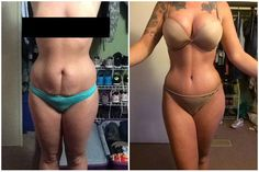 """""""I wanted a mommy makeover since the day my daughter was born. I'm very active, in shape, and just wanted to look the way I feel. [..] I love my new body. For once in my life I am happy with or without clothes on! I feel sexy and beautiful all the time!"""" #Transformation #Confidence #MommyMakeover"""