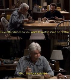 Especially since you know who is on their board Tv Show Quotes, Movie Quotes, Sam Elliott The Ranch, Movie Memes, Movie Tv, The Ranch Tv Show, The Ranch Netflix, Netflix Quotes, Netflix Series