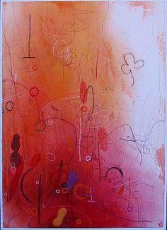 Emmi Whitehorse - 'Fragment #1427' -
