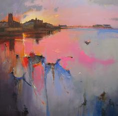 Peter WilemanCromer Pier, Sunset