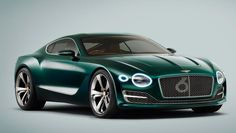 The EXP 10 Speed 6 Concept May Be Bentley's Future Sports Car   Automobiles