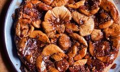 Nigel Slater's dried fig and marsala tart, and clementine and ginger butter recipes | Life and style | The Guardian