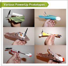 PowerUp 3.0 - Smartphone Controlled Paper Airplane by Shai Goitein — Kickstarter