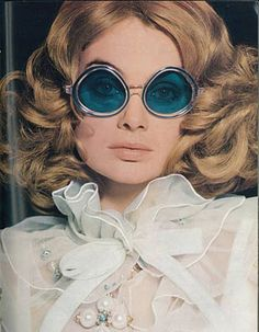 "callemodista: "" Jean Shrimpton, Vogue 1970 """