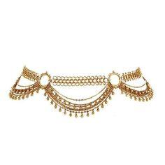 Santiago Belt- Gold ($70) ❤ liked on Polyvore featuring accessories, belts, wide belt, chain link belt, gold belt, round belt and gold chain belt