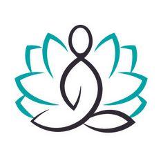 The 5 Tibetans: Yoga exercises for holistic well-being Symbole Tattoo, Yoga Symbole, Yoga Tattoos, Tatoos, Les Chakras, Lotus Mandala, Spiritual Symbols, Original Tattoos, Om Symbol