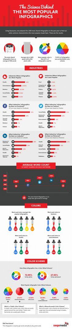 Infografik: So sehen erfolgreiche Infografiken aus. (Grafik: SiegeMedia)