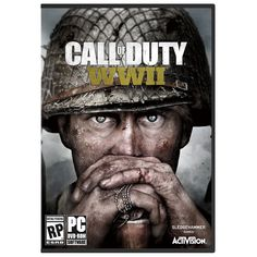 CALL OF DUTY: WWII new first-person shooter from Activision and Sledgehammer Games has been released for PC, and Xbox One. Jeux Xbox One, Xbox 1, Xbox One Games, Ps4 Games, Games Consoles, Playstation Games, Arcade Games, Cod Game, Call Of Duty World