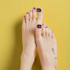 Best of the Best for Spring Nail Design - Art Modern Cute Nail Art Designs, Cute Pedicure Designs, Nail Designs Spring, Toe Nail Designs, Cute Toe Nails, Toe Nail Art, My Nails, Gorgeous Nails, Pretty Nails