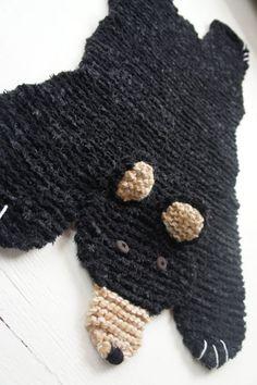 Детский коврик «Мишка»