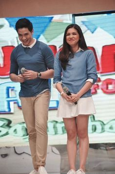 #ALDUB6thMonthsary Maine Mendoza Outfit, Life Happens, Shit Happens, Alden Richards, What Happened To Us, Song Joong Ki, Now And Forever, Better Half, Pinoy